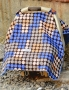 Car Seat Canopy - Aiden