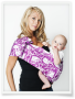 Hotslings Adjustable Pouch Baby sling - Perennial