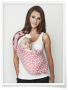 Hotslings Adjustable Pouch Baby sling - Barely Square