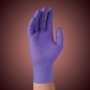 Nitrile Purple Singles