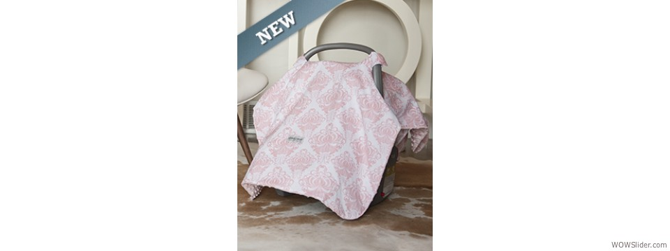 Carseat Canopy - Angelina